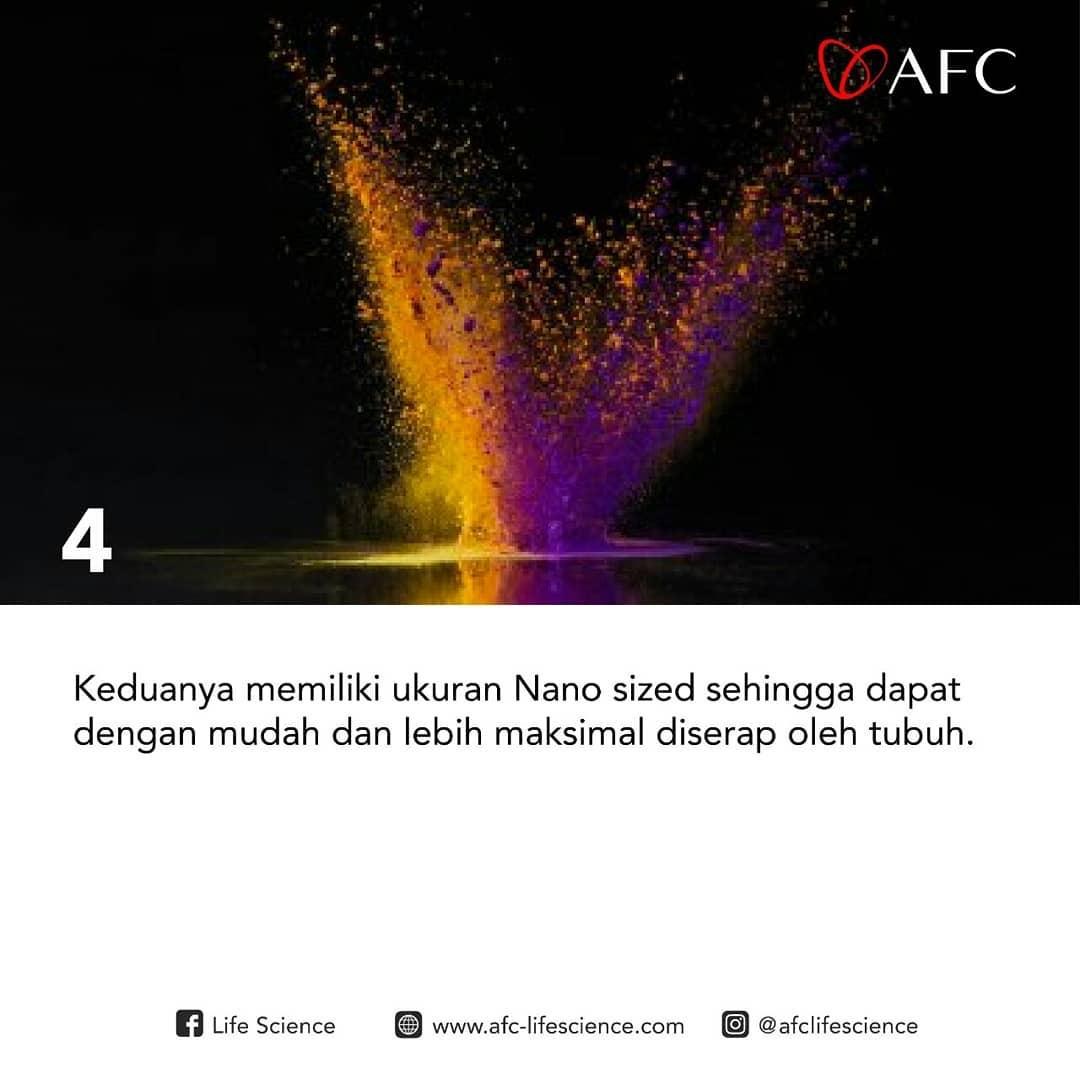 Alasan 4: AFC Life Japan - AFC Utsukushhii dan SOP Subarashi