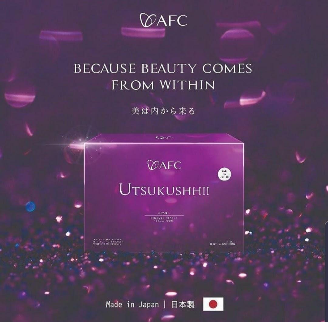 AFC Utѕukuѕhhіі - Suplemen Kesehatan - AFC Life Japan